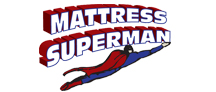 Tampa Mattress Superman Logo