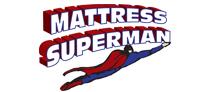 Tampa Mattress Superman Logo